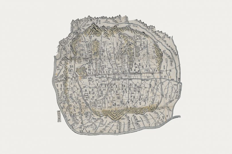 map of Hanyang