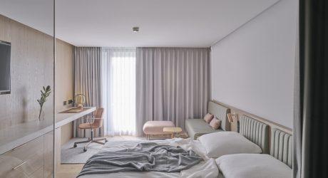 The Swissotel Kursaal Bern Offers Modern Hospitality Derived From Its Alpine Heritage
