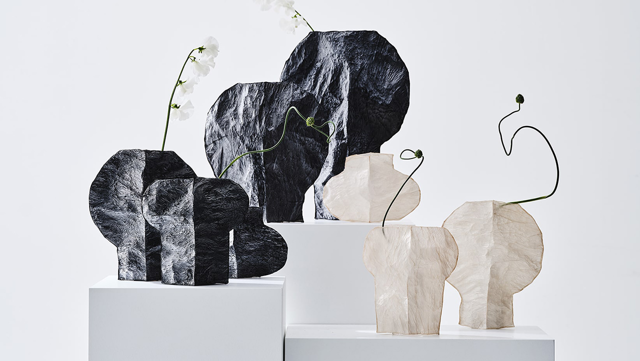 Jisun Kim's Poly Series Shows the Potential of Recycled Plastic Bags