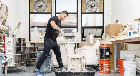 DMTV Milkshake: Channeling the Energy of New York With Reinaldo Sanguino