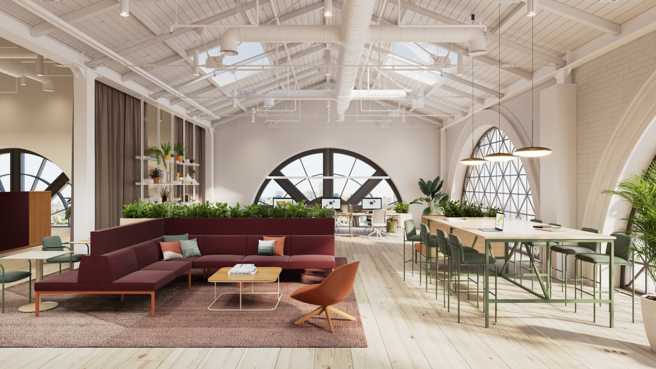 Stylex Adds More Modular Solutions for the Hybrid Office With Free Address 2.0