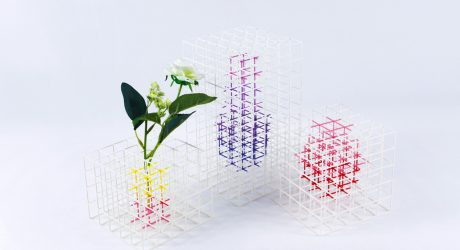 Desz Office Creates the Mind-Boggling Vase NA 2.0 Out of Empty Space
