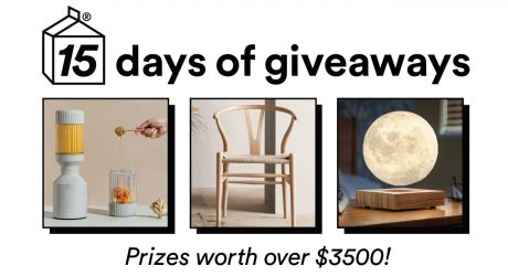 15 Days of Giveaways Contest