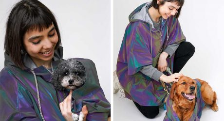 You and Your Dog Can Match Every Time It Rains Thanks to AAPETPEOPLE