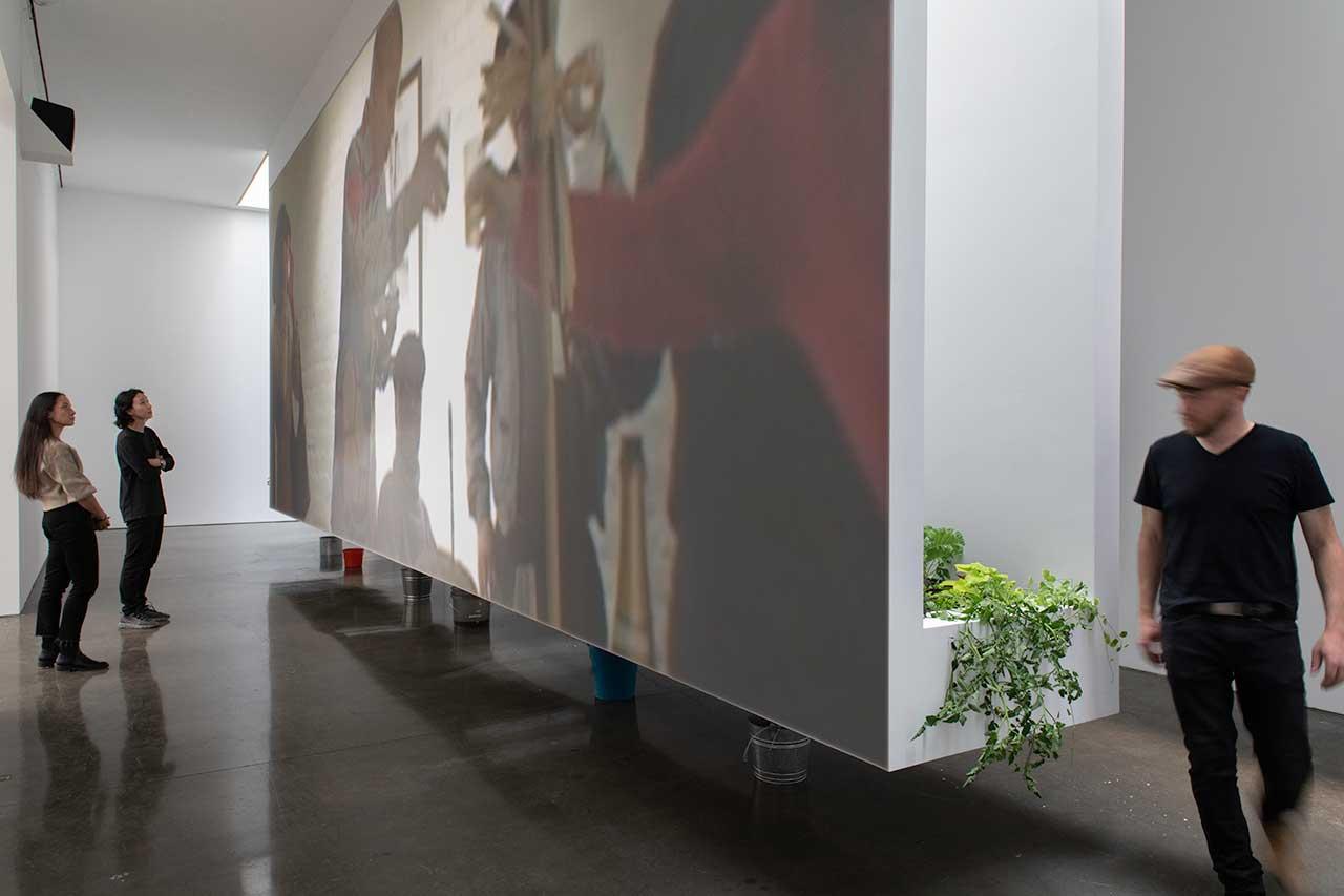 indoor farm exhibition