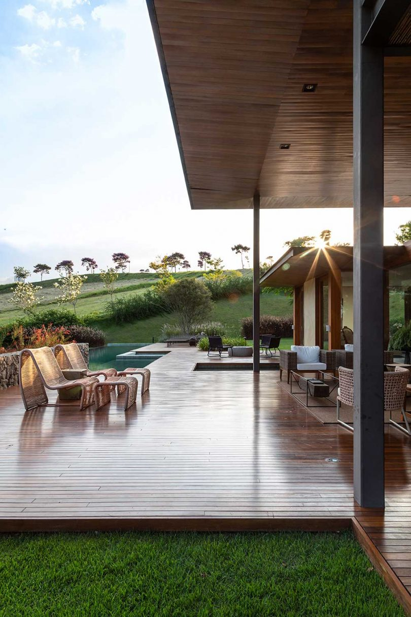 outdoor patio with pool
