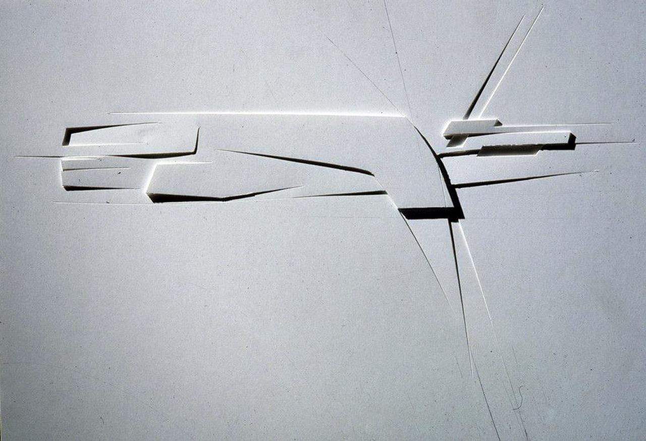 white paper model