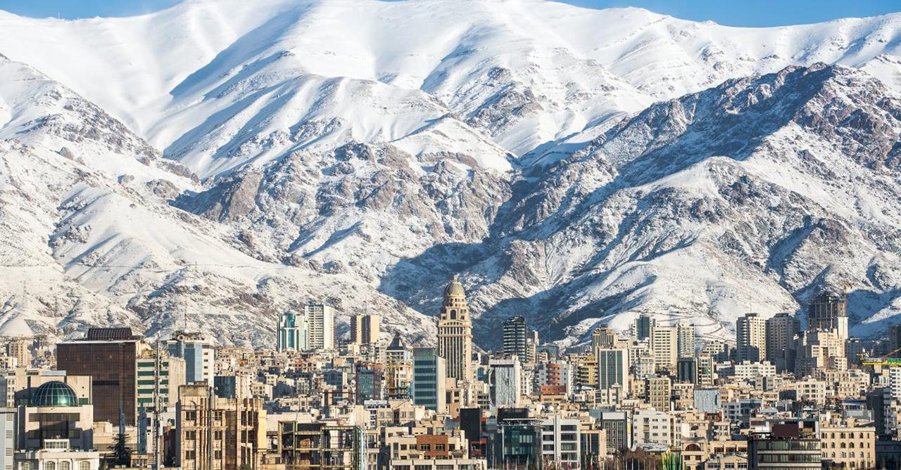 the city of Tehran
