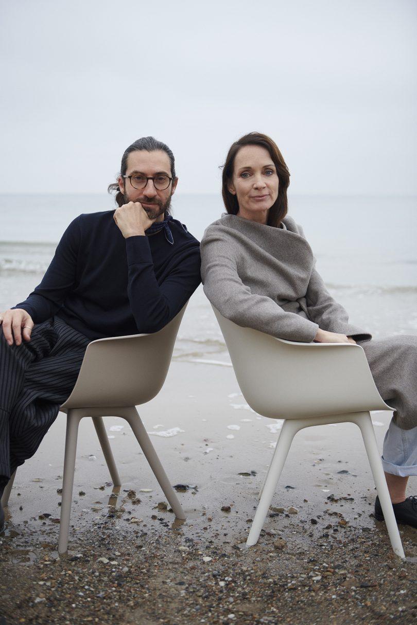 Stine Gam and Enrico Fratesi
