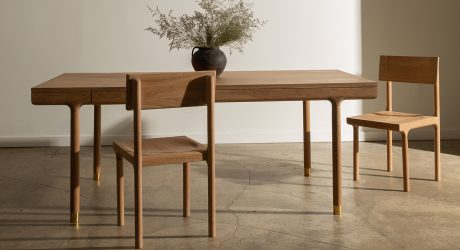 Brutalist Qualities Help the Highland Collection Attain Balance