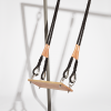 swing against a white background with shadow
