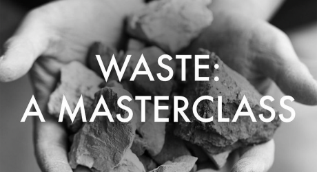Designers + Makers: Sign-Up for a New Masterclass on Working With Waste