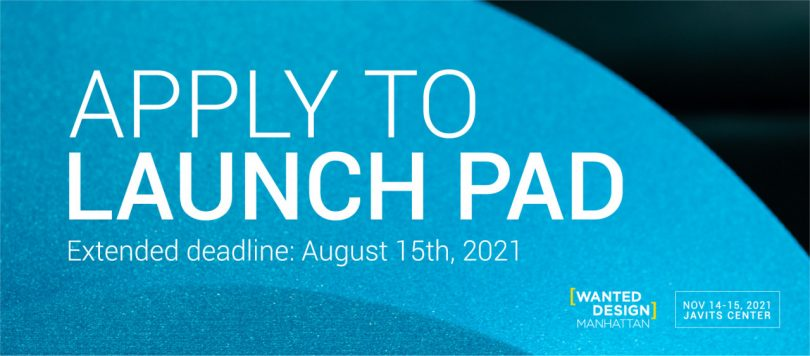 Launch Pad 2021 promotional banner