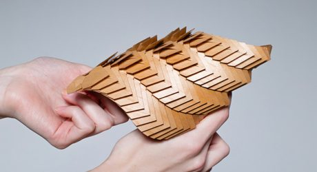 The MINTA Modular Structure System Gives Weaving an Update