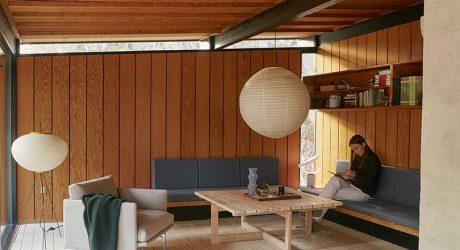 Muuto's Marie Hesseldahl Reimagines a 1969 Summer House in Denmark