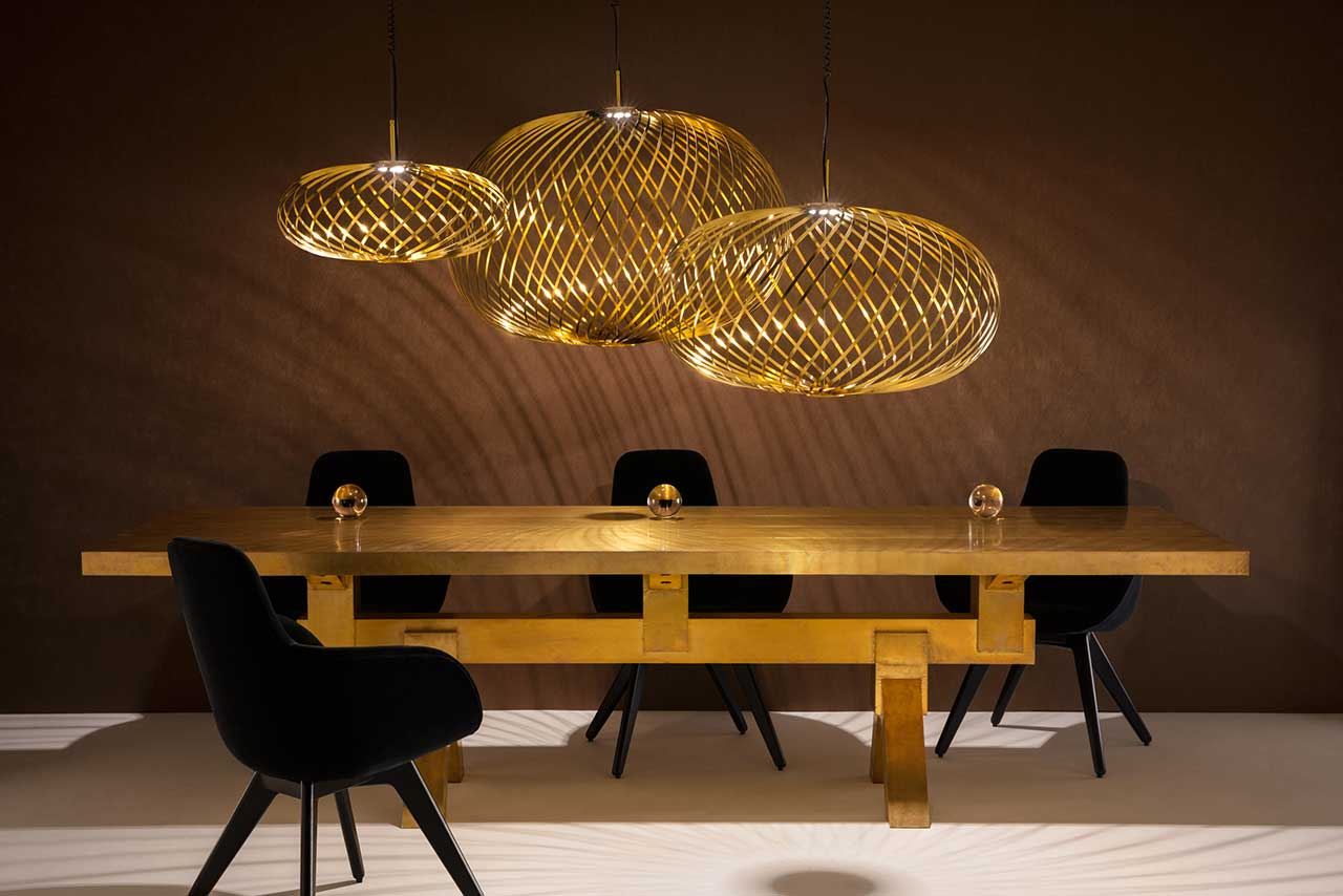 10 Bold + Modern Pendant Lights Designed to Make a Statement