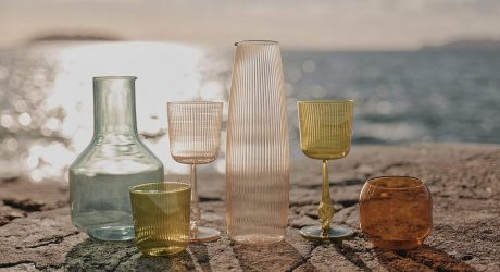 Timeless Italian Glassware by Obakki Is Ready to Go the Distance