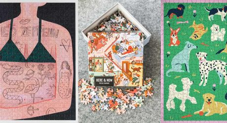 5 New Jigsaw Puzzles for Summertime Fun