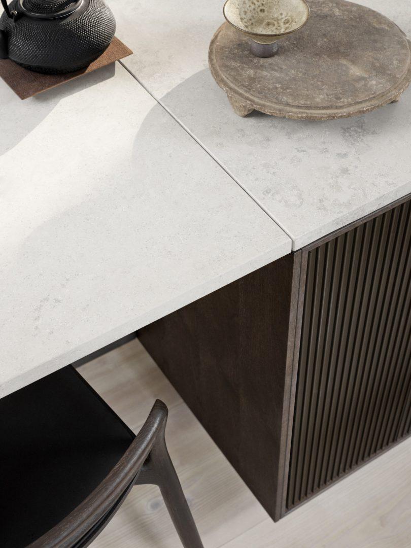 Vipp V2 Jura stone detail