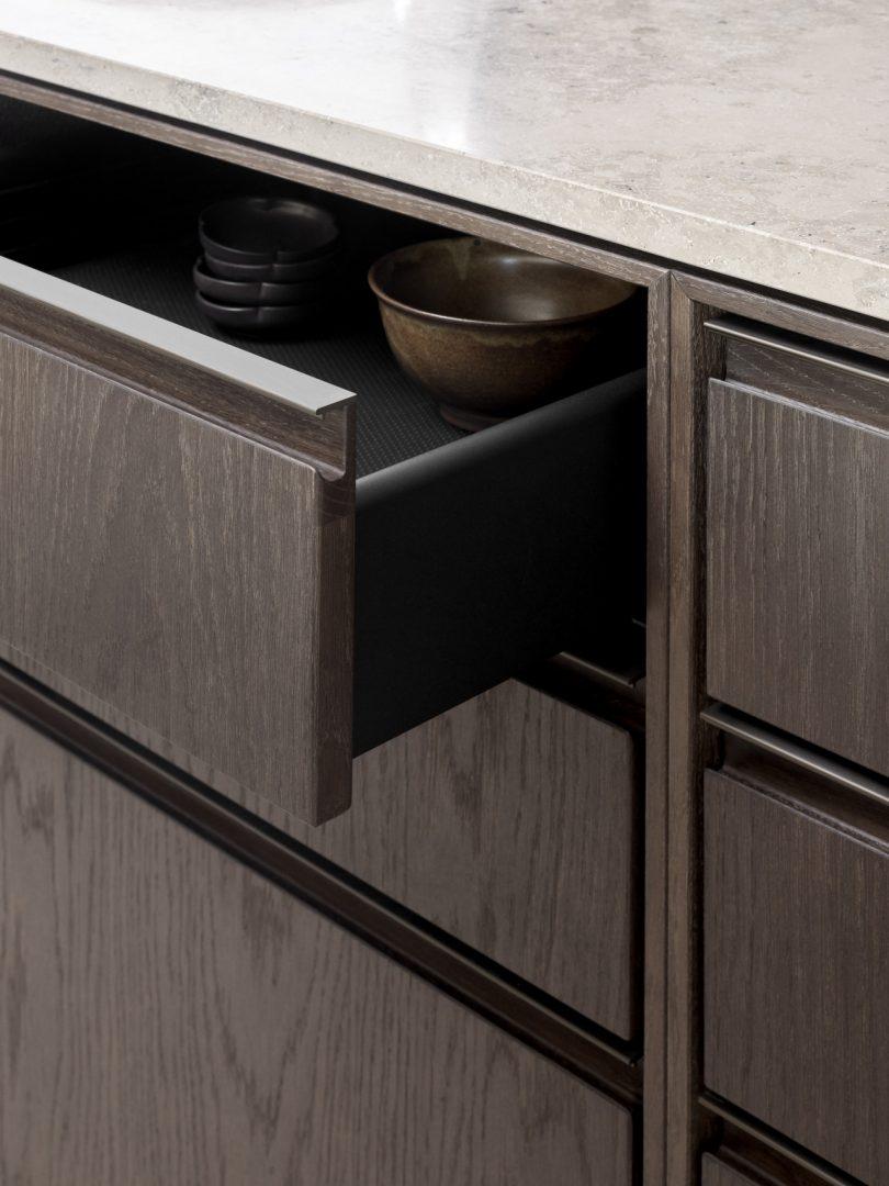 Vipp V2 drawer open