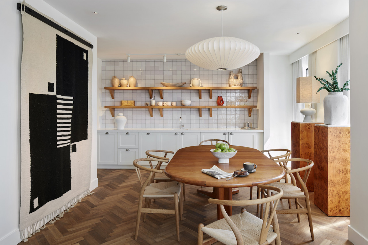 A Minimalist Washington D.C. Resort by Lore Group