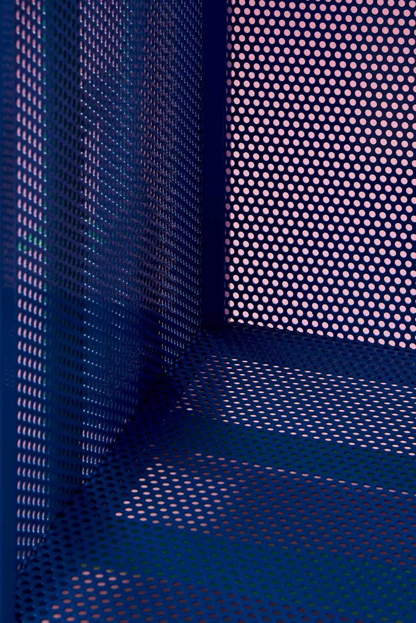 perforated metal cabinets
