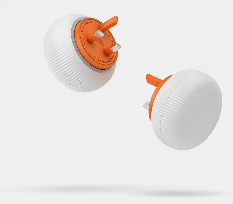 Hoglet plug-in device.