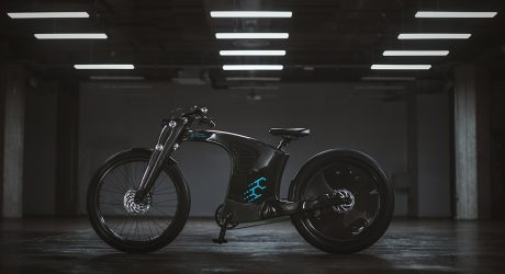 CrownCruiser eBike Looks to the Past to Accelerate Toward an Electrified Future