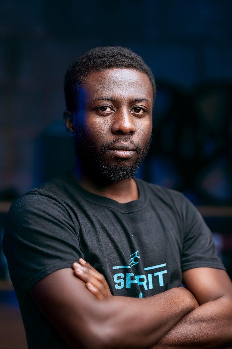 CrownCruiser Motors founder Adebola Adeleye
