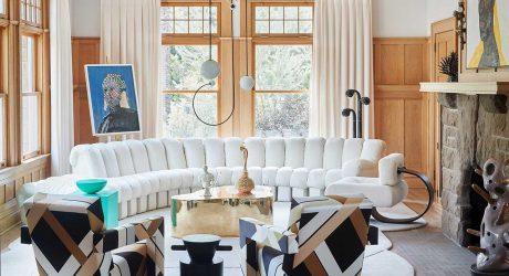 Chet Callahan + Ghislaine Viñas Reimagine an 1895 Los Feliz Estate Into Vibrant Home