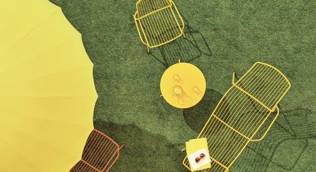 De Gaspé Introduces Their New Outdoor Furniture Collection