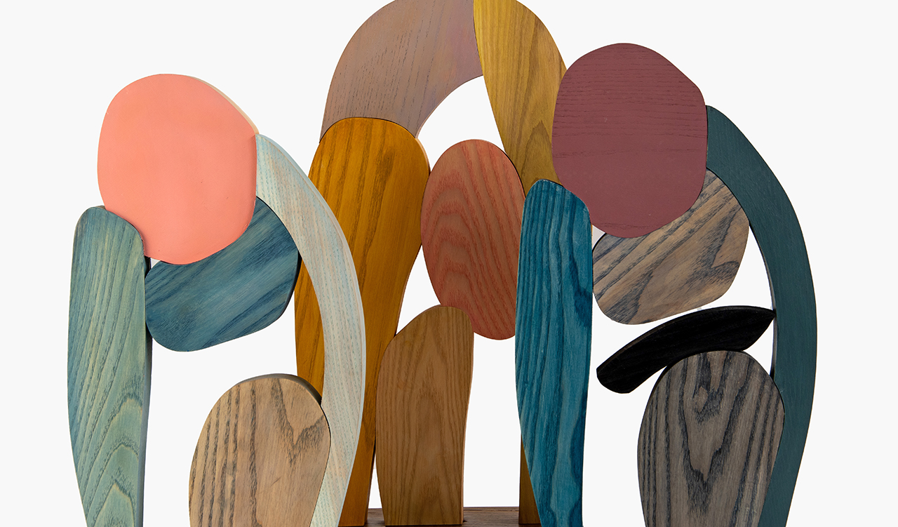 Abstract Assembly Sculptures by Donna Wilson Are a Treat for the Eyes