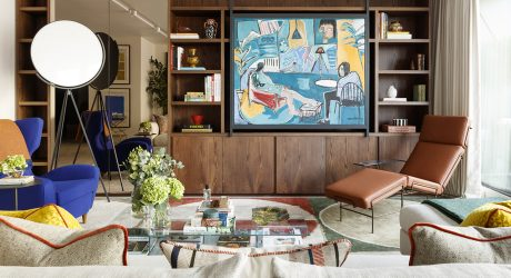 F5: Sophie Ashby Strives for Diversity in Interior Design