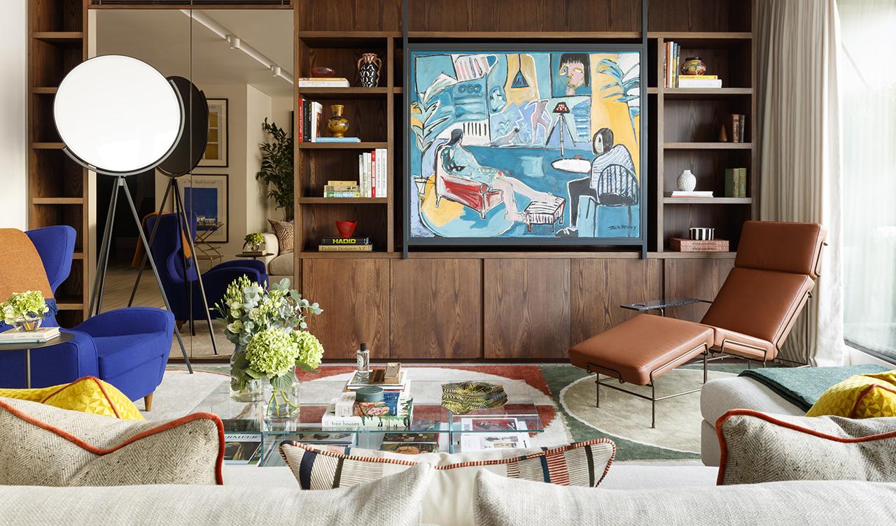 Sophie Ashby Strives for Variety in Inside Design