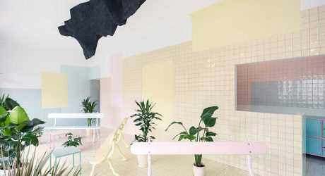 Floating Realities: A Float Tank Spa That's Bound to Relax You With Calming Pastels