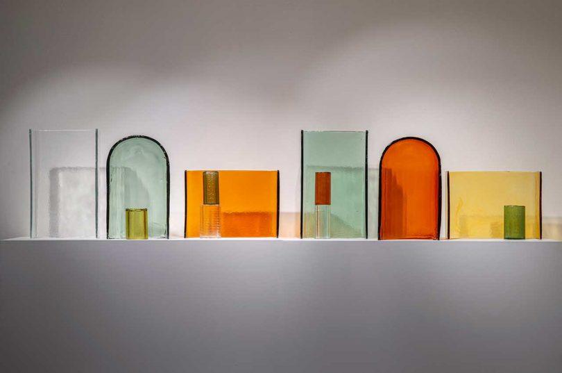 glass exhibition