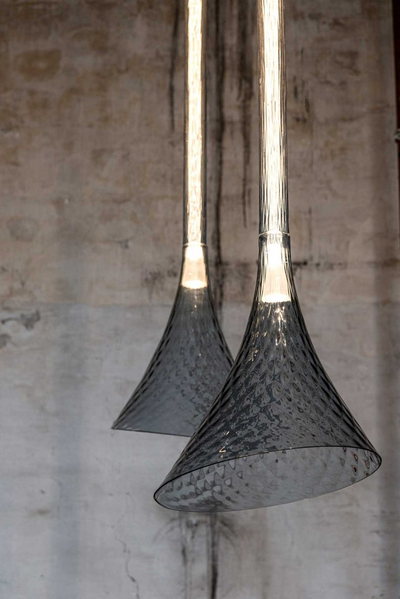 suspended pendant lamps