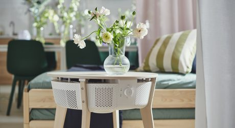 IKEA STARKVIND Offers a Breath of Fresh Air Disguised as Furniture