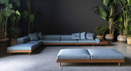 Melt Into the Kasbah Outdoor Furniture Collection