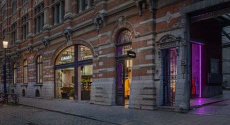 Lynk & Co Antwerp Club Is Less Car Showroom and More Social Club