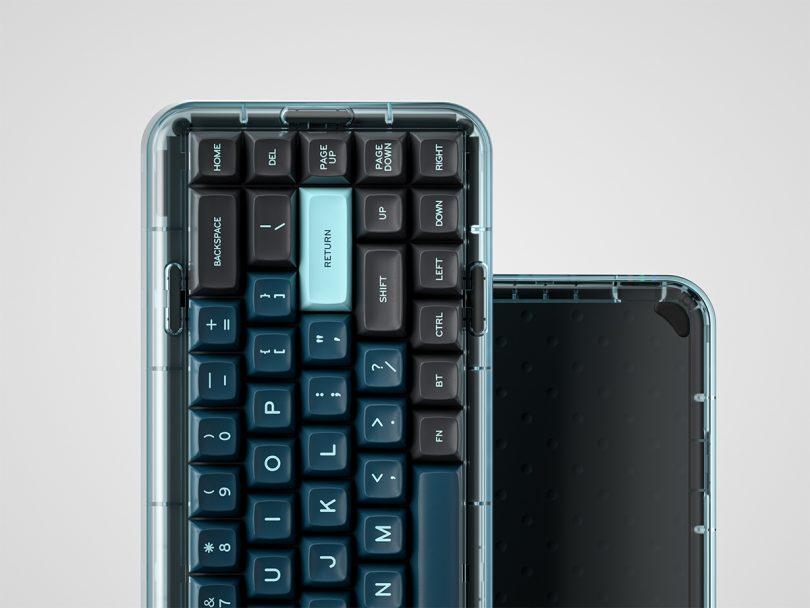 Mojo68 Mechanical Keyboard Monster