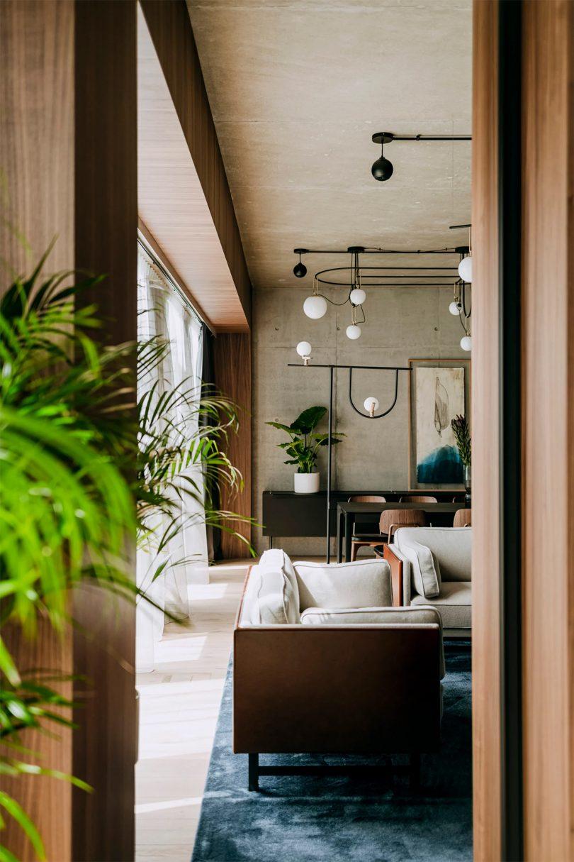 Nobu Hotel Warsaw suite