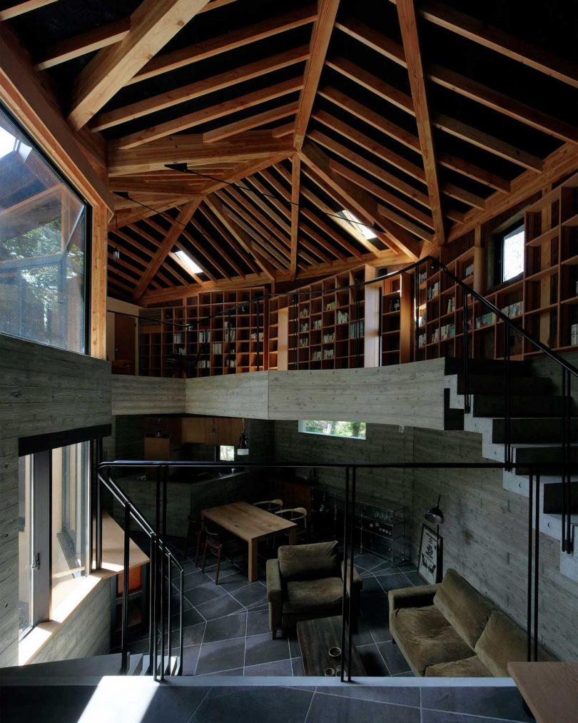 Phase Dance House Japan Takeshi Hirobe Architects 10