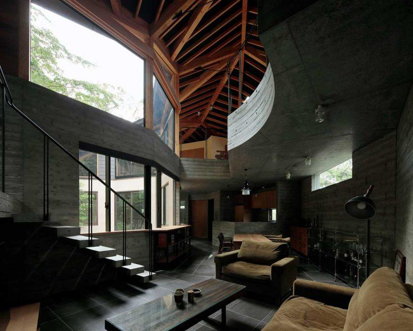 Phase Dance House Japan Takeshi Hirobe Architects 13