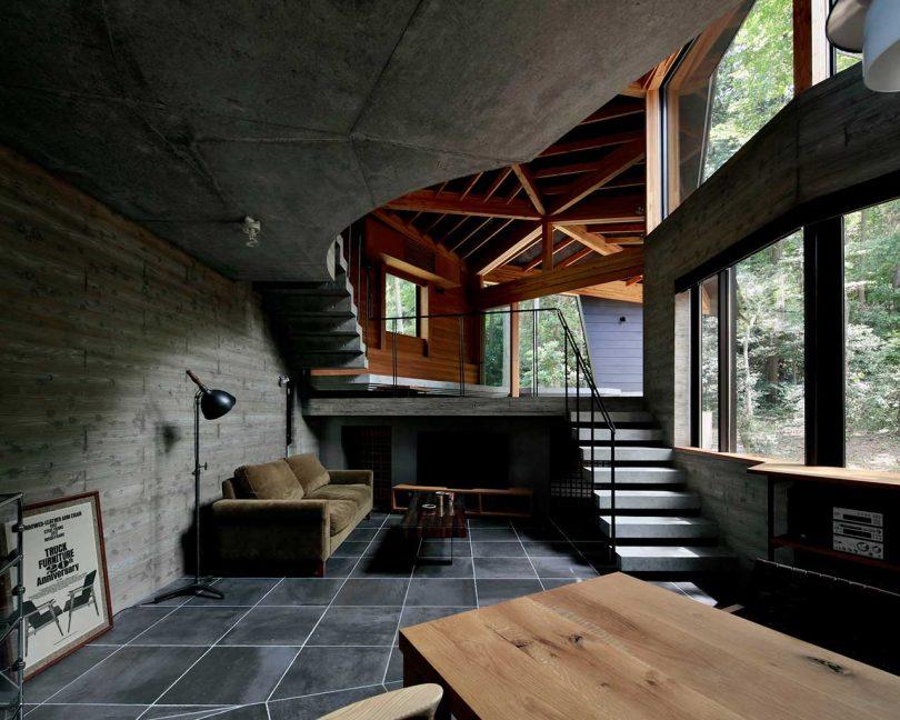 Phase Dance House Japan Takeshi Hirobe Architects 17