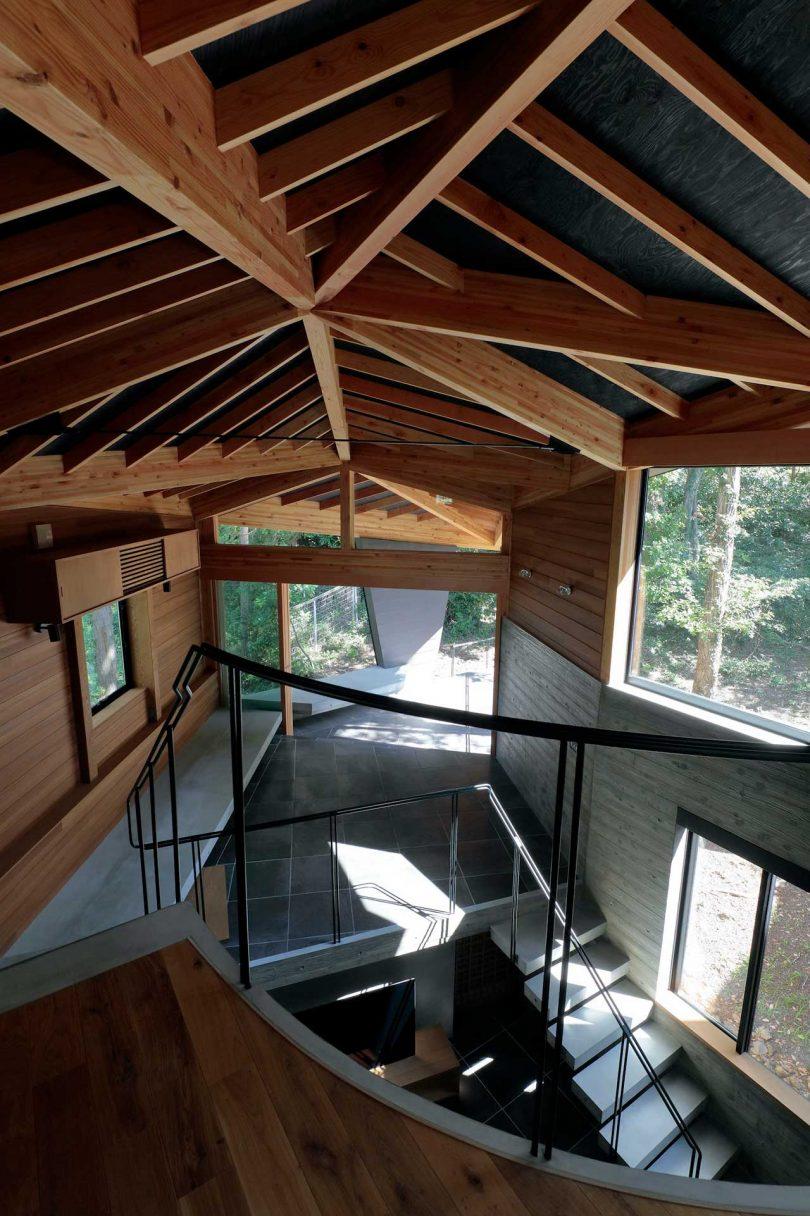 Phase Dance House Japan Takeshi Hirobe Architects 7