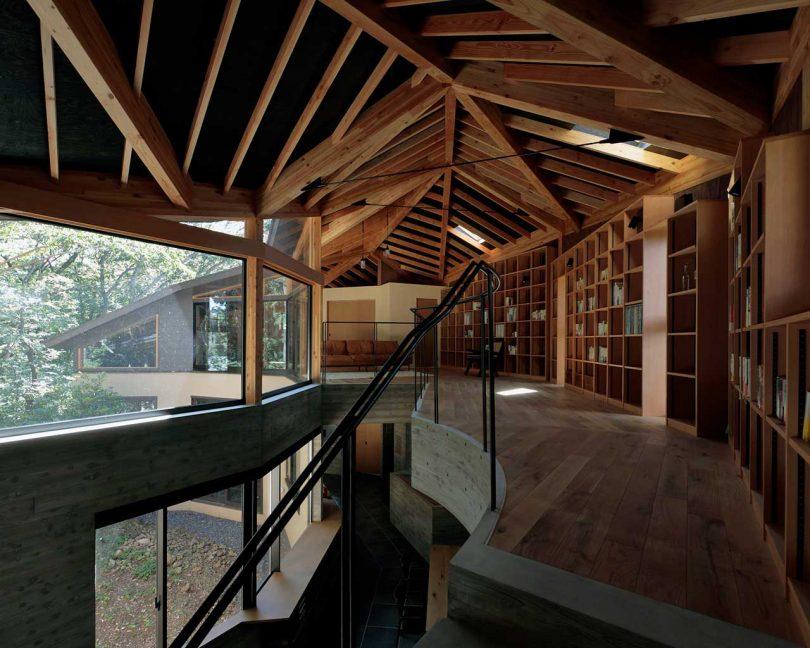 Phase Dance House Japan Takeshi Hirobe Architects 8