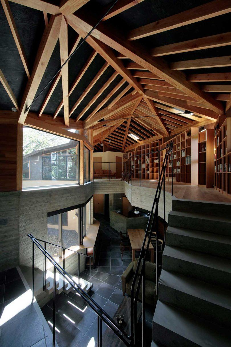 Phase Dance House Japan Takeshi Hirobe Architects 9