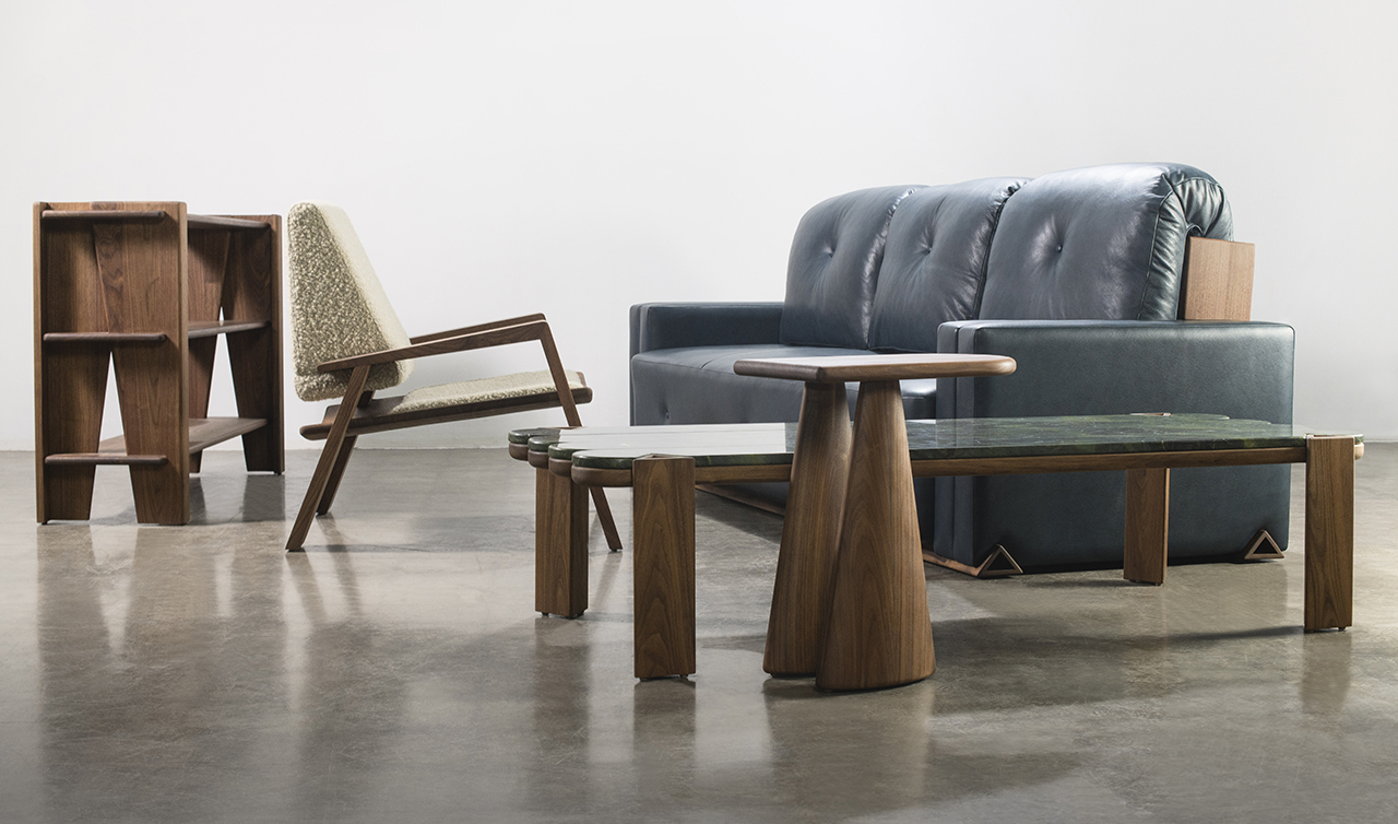 How the Shapes From Home Furniture Collection Went From Dream to Reality