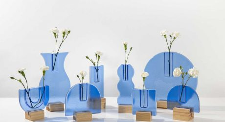 Glassmateria Reimagines the Bud Vase With the Slimline Collection